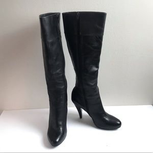 ALDO WOMEN'S SIZE 8 KNEE HIGH LEATHER  BOOTS